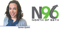 North of 96th - Samm Quinn