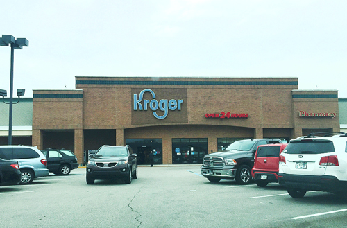 Kroger at 116th allisonville