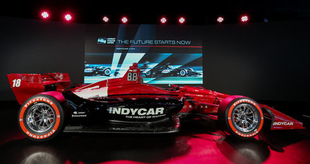 new IndyCar for 2018
