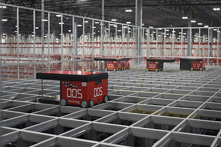 IU Health hopes new robotic warehouse saves it millions