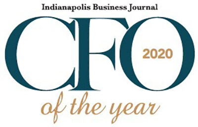 CFO of the Year 2020 logo