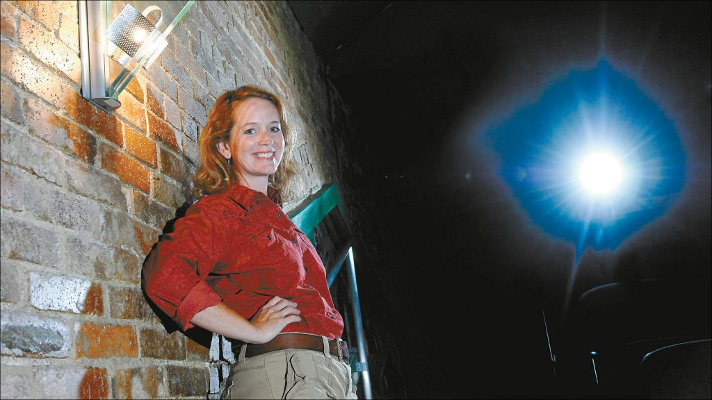 Constance Macy is a clutch hitter in Indianapolis theater-one of a group of local actors who step up to the plate and deliver time and time again on area stages.
