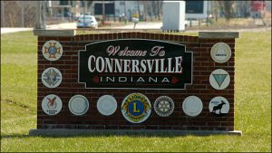 The east-central Indiana city of Connersville was nicknamed ''Little Detroit'' because of its dependence on the auto industry. Like the real Motor City, the Fayette County seat has struggled with job losses.