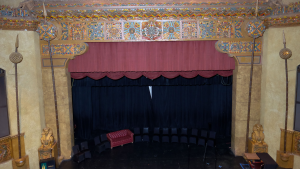 The Madame Walker Theatre Center, named for the African-American hair-products entrepreneur, opened in 1927.