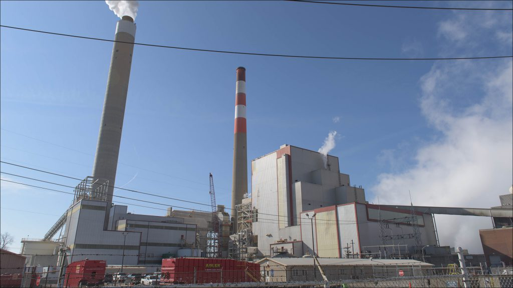 Indianapolis Power & Light's Harding Street station will soon shut down its last coal-powered turbine, for conversion to natural-gas-generated electricity.