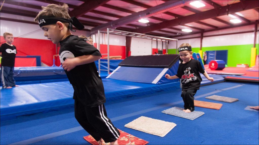 The curriculum uses elements of martial arts, gymnastics and what's known as Parkour&mdash