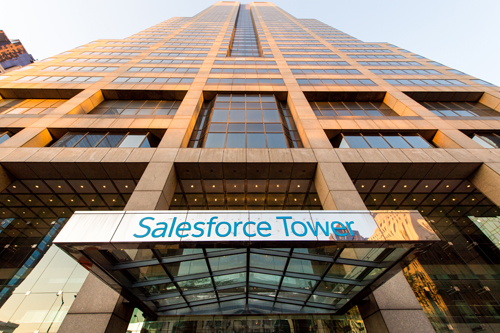 salesforce tower 500px